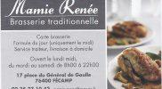 cv Mamie Renée
